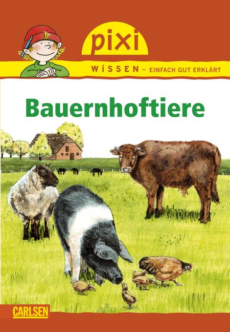 Cover Bauernhoftiere