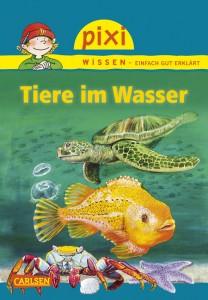 Cover Tiere im Wasser